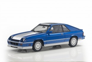 Dodge Shelby Charger Turbo 1985 (Pre-order)