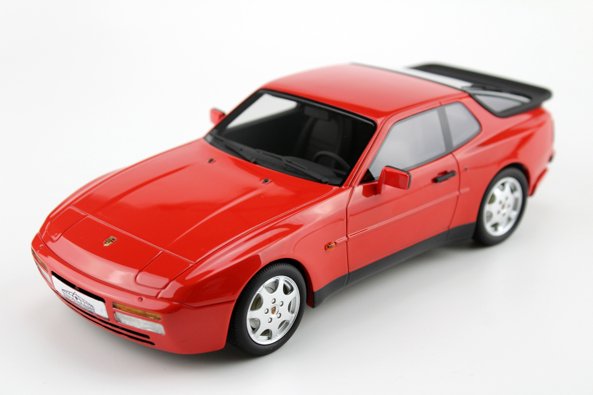 ls collectibles porsche 944 turbo s pre order 1 18 red ls023b