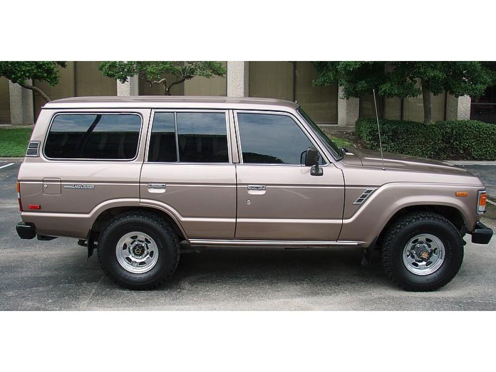 Toyota Land Cruiser 1987 J60 (Pre-order)